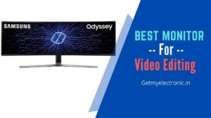 best monitor for video editing 2
